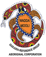 Gudjuda Reference Group Aboriginal Corporation Logo